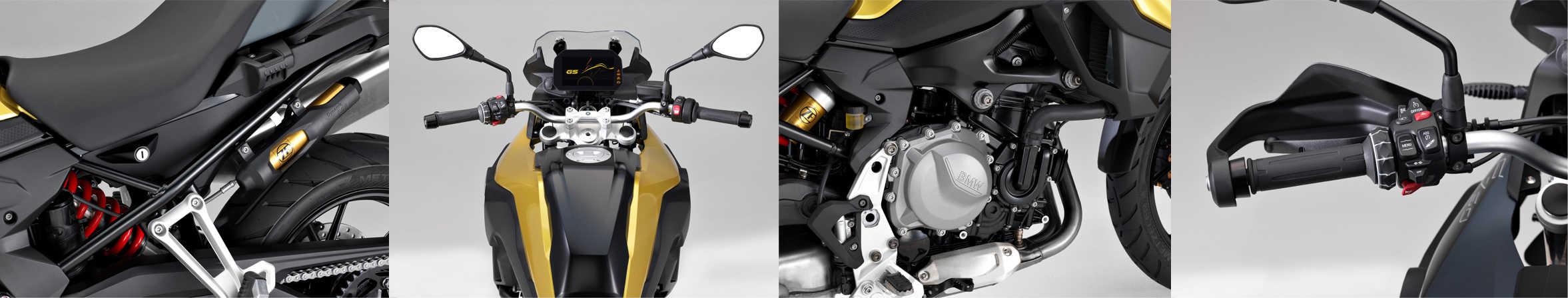 Motorräder der Premiumklasse