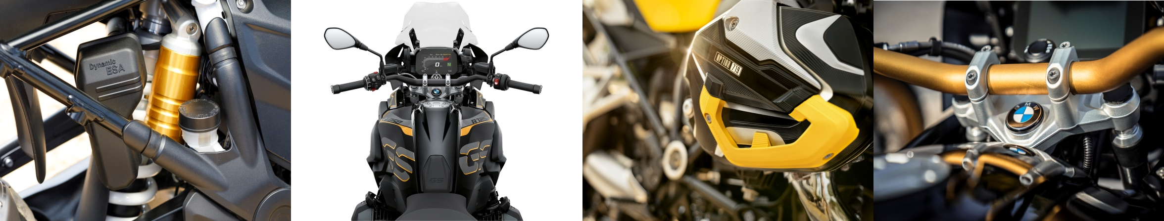 Premium class motorcycles